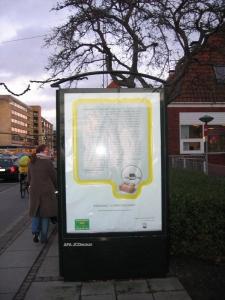 Frederiksberg på plakaten, 2004