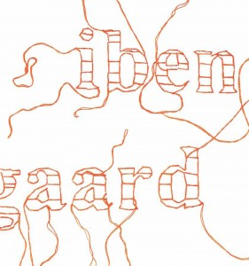 2011_Iben Dalgaard_katalogforside